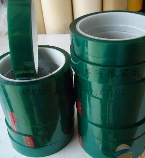 烤漆绿胶带厂家
