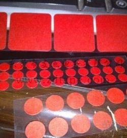 高温红美纹胶带厂